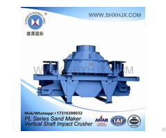 Sand Making Machine Mining Ore Vertical Shaft Impact Crusher