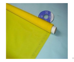 High Tension 43t 110 Mesh White Yellow 100% Polyester Screen