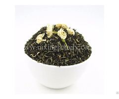 Raw Material Jasmine Blooming Fruit Tea