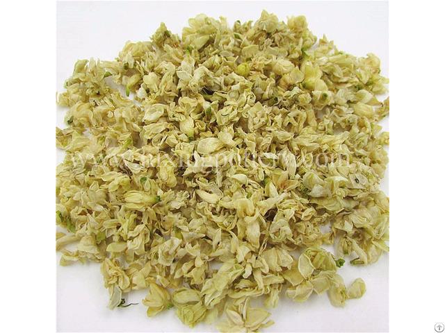 High Quality Jasmine Dried Flower Ball Shape Fragrance Tea