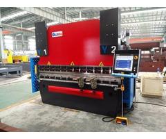 Mb8 Cnc 8 1 Axis Hydraulic Press Brake Machine With Da66t System