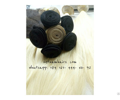 Weft Hair For Extension