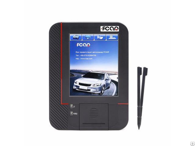 Original Fcar F3 R Diesel Scanner Russian Optimized Version Full Set Car Diagnostics Tools