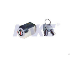 Brass Tubular Cam Lock Pick Resistant Shiny Chrome