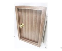 Wooden Door With Aluminum Honeycomb Core Inside