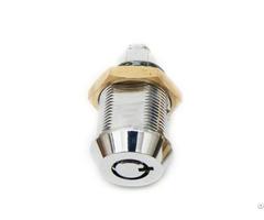 Brass Tubular Cam Lock 8 Pins Available