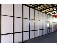 Cubicle Wall Made By Aluminum Honeycomb Panels