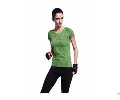Women S Active Short Sleeve Crew Neck Shirts