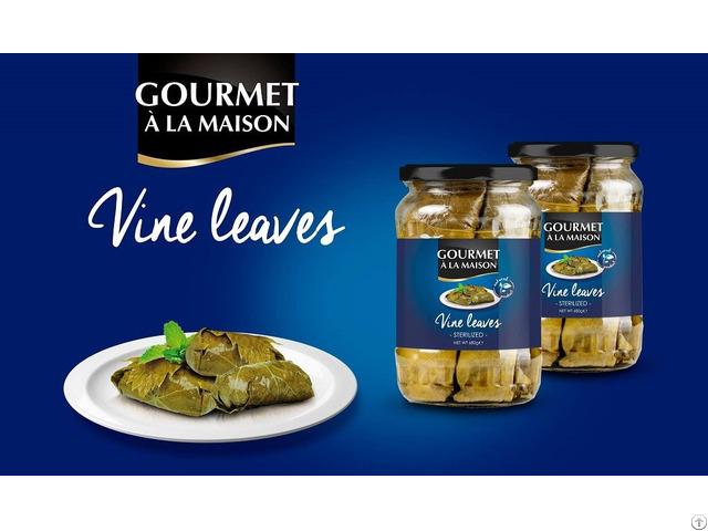 Vine Leaves Gourmet Ala Maison