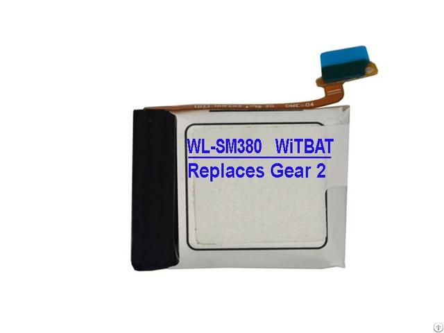 Galaxy Gear 2 Sm R380 Battery Eb Br380fbe