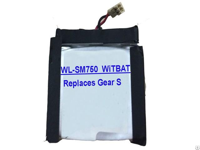 Samsung Galaxy Gear S Sm R750 Battery Eb Br750