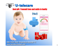 Baby Smart Body Temperature Recorder