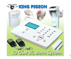 Touch Keypad Alarm System