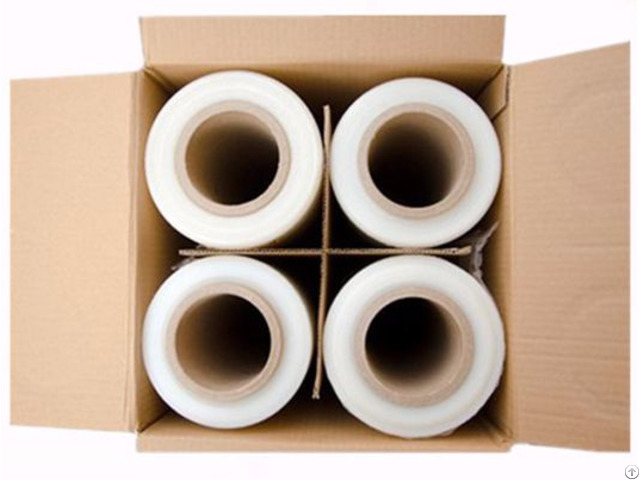 Lldpe Stretch Film With 5 Layer Co Extruded