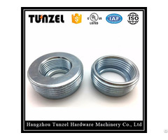 Electric Conduit Parts Steel Reducing Bushing For Pipe Fittings