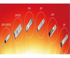 Sfp Qsfp Xfp Cfp Fiber Optic