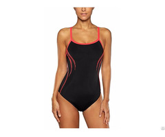 Women S Solid Pro One Piece Swimsuits