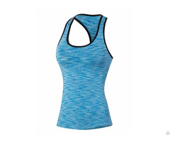 Women S Activewear Seamless Racerback Compression Tank Top