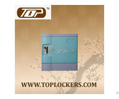 Six Tier Plastic Office Locker Mortise And Tenon Joint
