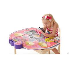 Barbie Drum Kit Mat