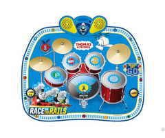 Thomas And Friends Drum Kit Mat