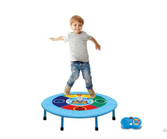 Thomas And Friends Mini Dancing Trampoline