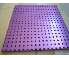 Aluminum Honeycomb Core Panels For Acoustic Baffle Use