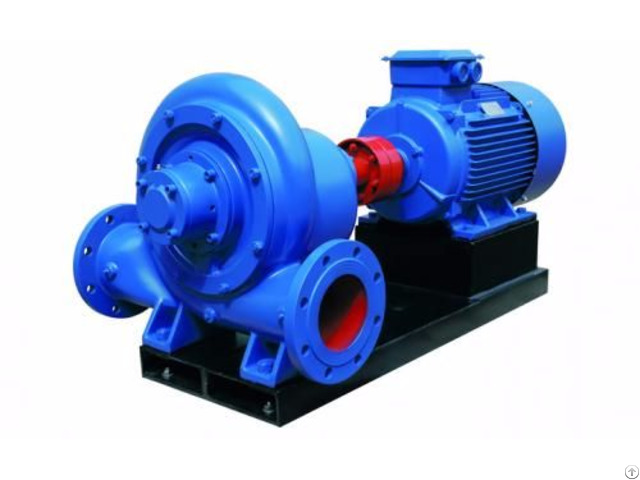 Ast Type Horizontal Double Support Centrifugal Pump