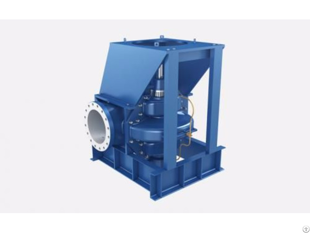 Nmzv Type Vertical Split Casing Centrifugal Pump