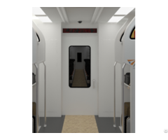 Material For Interior Train Door