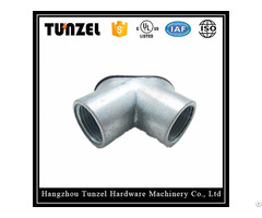 Ul Threaded Type Two End Swivel Pipe Coupling Rigid Pull Elbow Fitting By China Suppliers