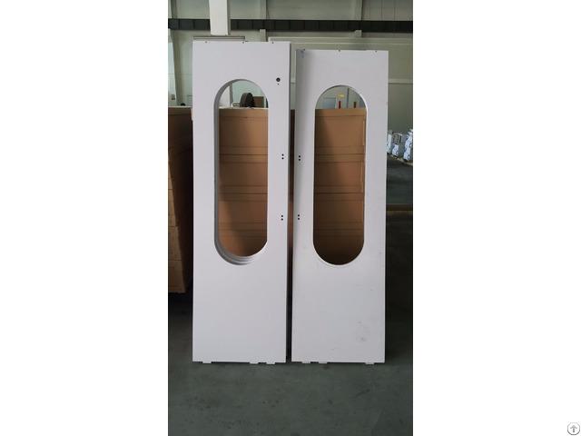 Material Of Train Door