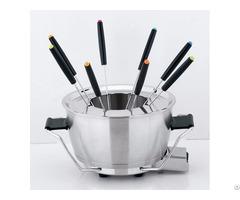 Electric Multi Function Hot Pot Fondue Set