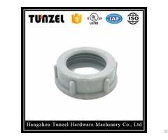 China Suppliers 3 4 Insert Insulating Plastic Bushing With Internal Thread
