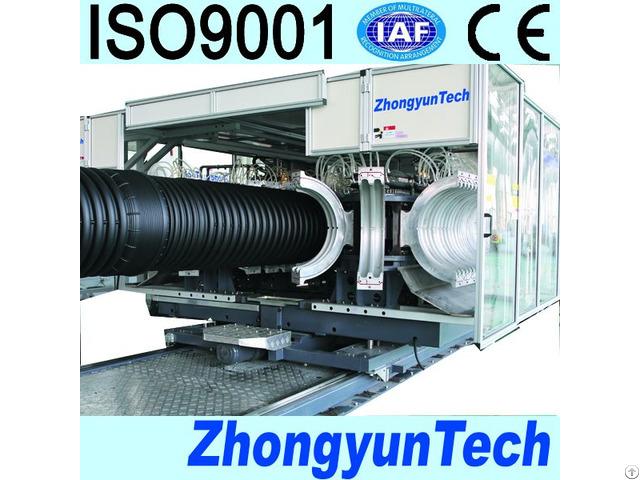 Corrugated Plastic Pipe Machine Zc 1000h