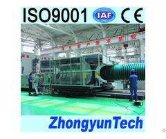 Corrugated Pipe Production Machine