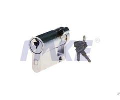 Brass Door Lock Euro Profile Cylinder Pin Tumbler System