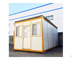 Small House Made By Aluminum Honeycomb Panels