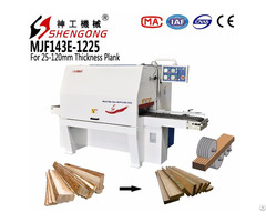 Shengong Multiple Rip Saw Machine