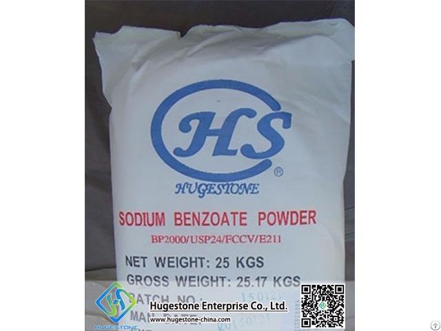 Preservatives Sodium Benzoate