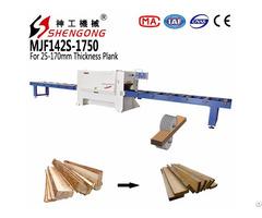Shengong Lumber Sawmill Multi Blade Saw