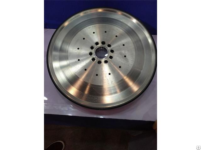 Vitrified Bond Cbn Grinding Wheels For Crankshaft Camshaft