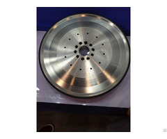 Vitrified Bond Cbn Grinding Wheels For Crankshaft Camshaft