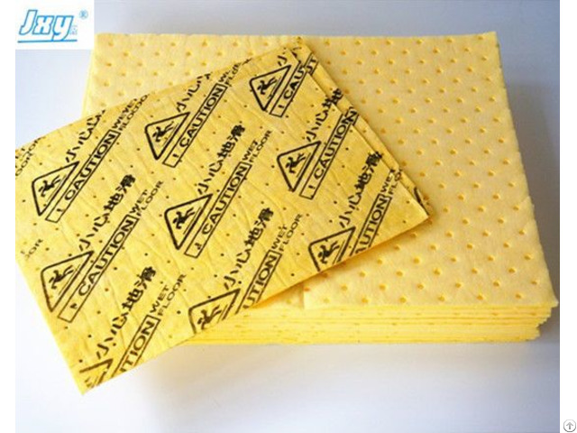 High Visibility Safety Hazmat Absorbent Pad