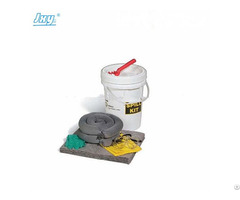 Gray General Universal 5 Gallon Spill Kit