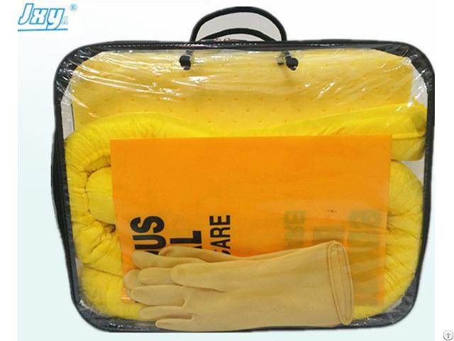 Chemical Spill Kit Plastic Carry Bag 20ltr