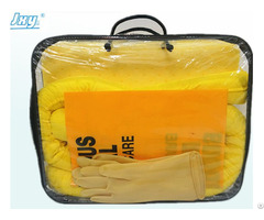 Chemical Spill Kit Plastic Carry Bag 20ltr