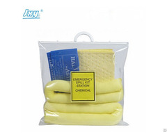 Chemical Spill Kit Plastic Carry Bag 20l