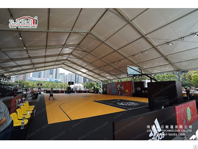 Fire Rtardant Durable Aluminum Tent Covering For Sport