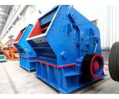 Large Capacity Good Quality Stone Impact Crusher